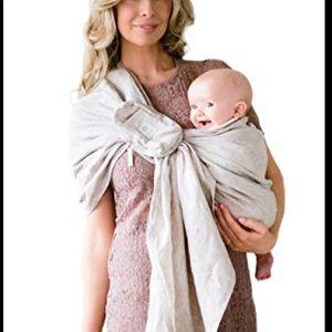 Lille baby swing carrier Linen New